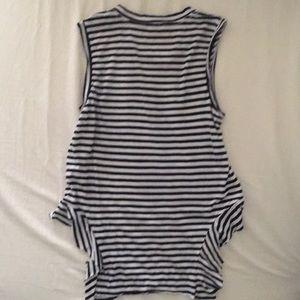 Splendid Tops - Splendid striped, sleeveless, shirt